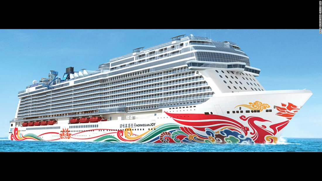 Of The Best New Cruise Ships Launching In CNN Travel - Jazz cruise ships