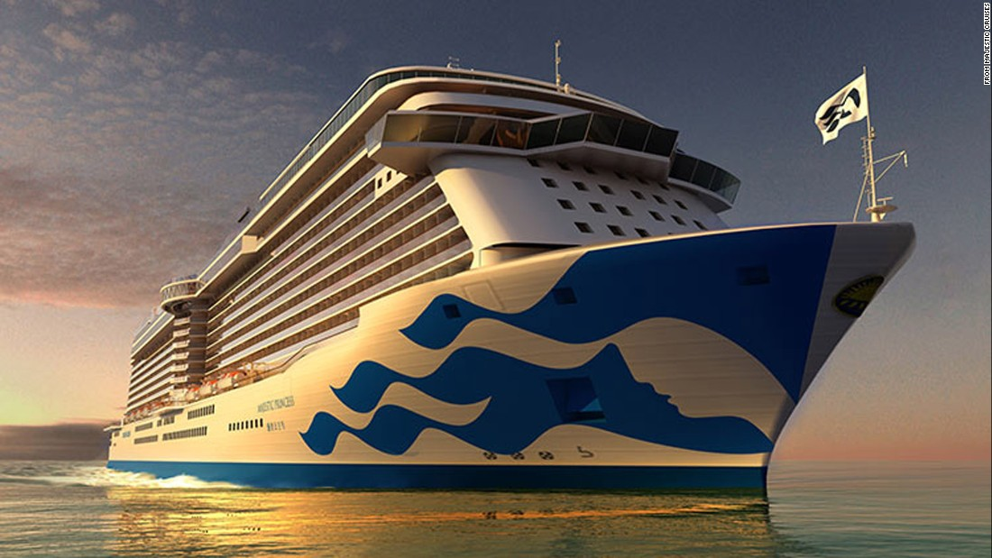 Of The Best New Cruise Ships Launching In CNN Travel - Best cruise ship songs