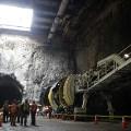 2nd ave subway tunnel boring machine