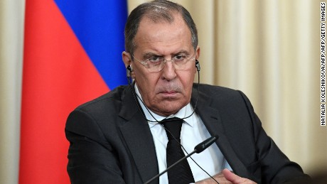 Lavrov was scathing about the Obama administration.