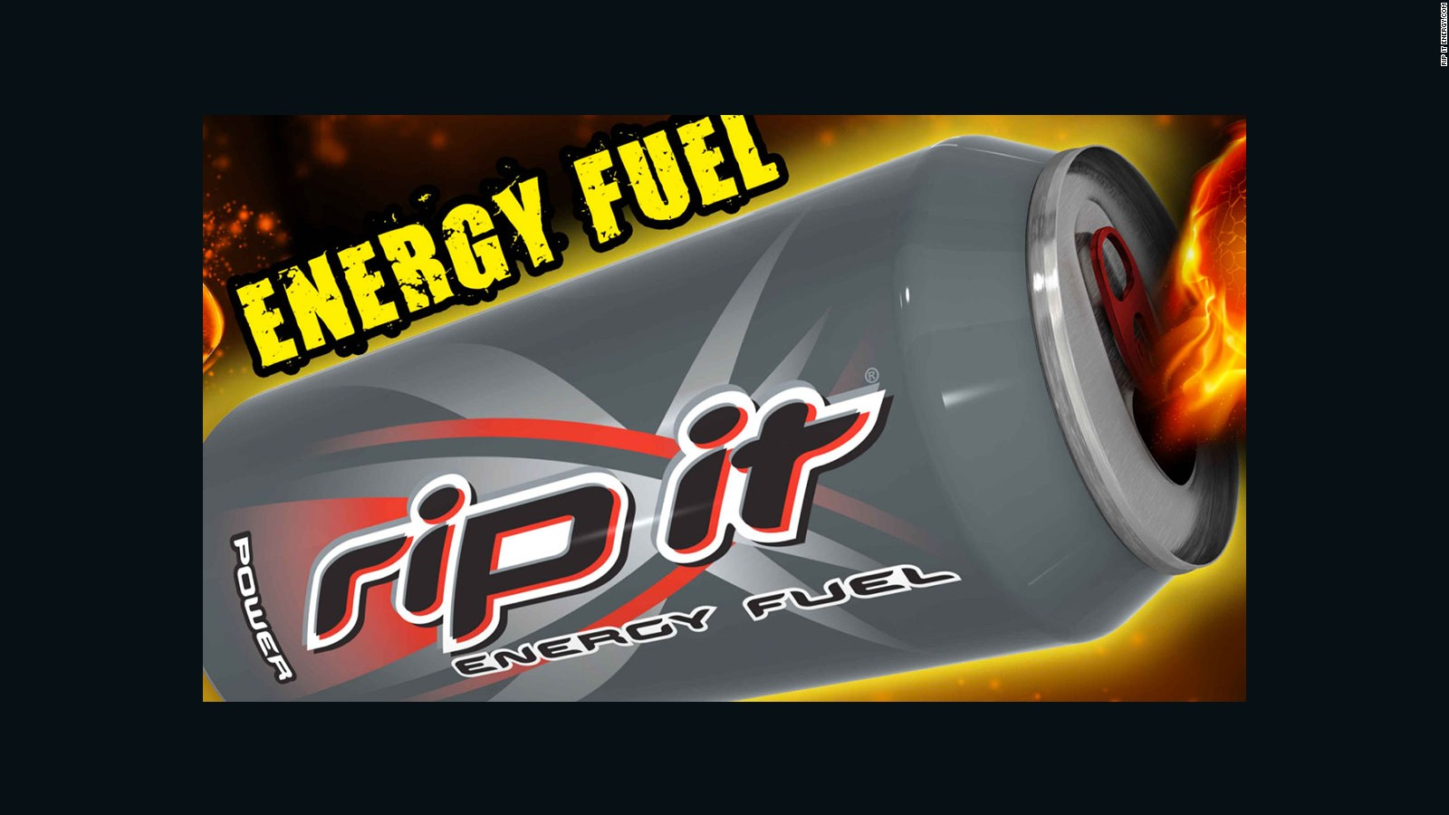 Army Warns Of New Threat Energy Drinks