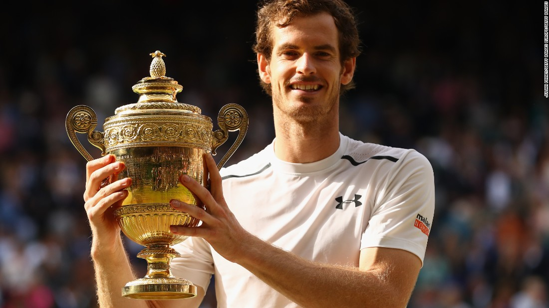 Andy Murray Knighted In New Years Honors CNN