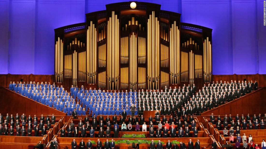 Mormon Church accused of stockpiling billions, avoiding taxes