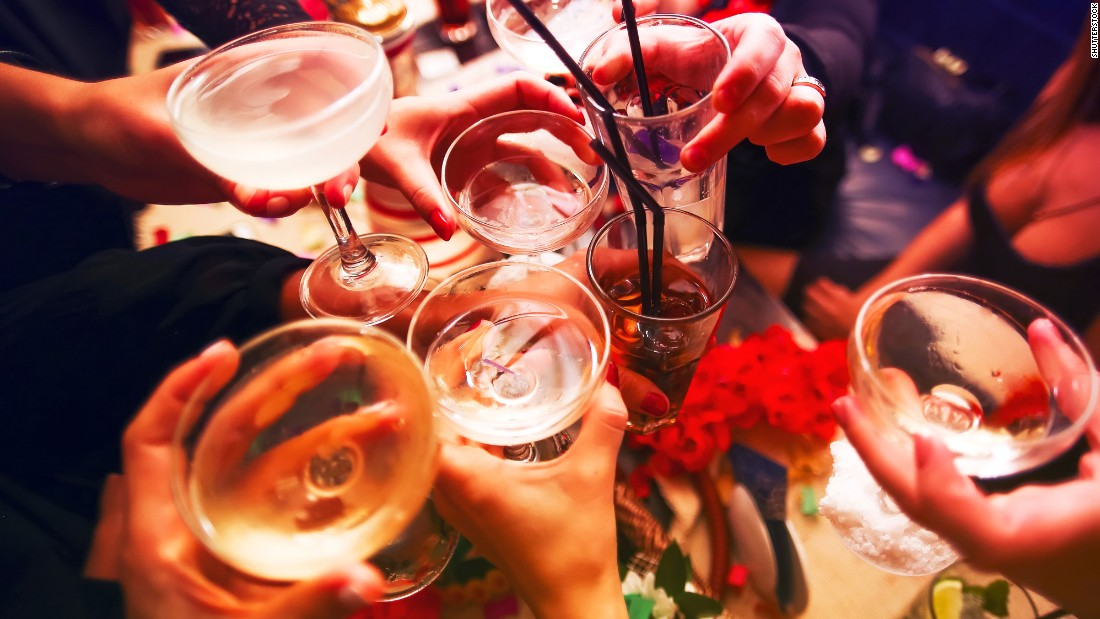 Drinkers have more bad bacteria in their mouths