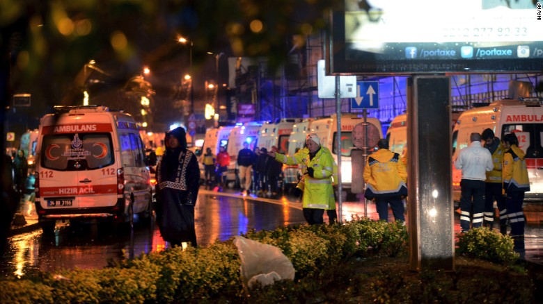 ISIS claims responsibility for Istanbul attack