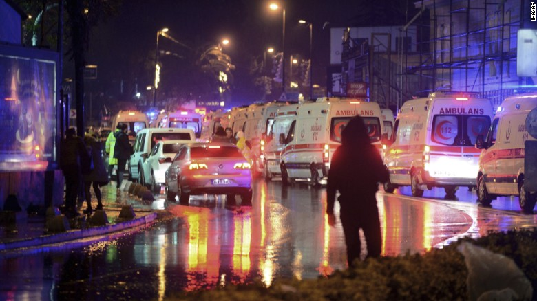 Istanbul nightclub owner speaks