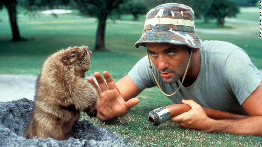 "<strong>""Caddyshack"": </strong>Bill Murray, Chevy Chase and Rodney Dangerfield star in the golf-cult-classic. <strong>(Netflix)</strong>"