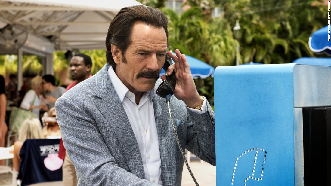 "<strong>""The Infiltrator""</strong>: Bryan Cranston stars in this based-on-a-true-story film about a U.S. Customs official who uncovers a money laundering scheme involving Pablo Escobar. <strong>(Amazon Prime)</strong>"