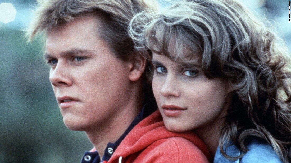 "<strong>""Footloose"": </strong>Who doesn't want to watch Kevin Bacon dance on a tractor? <strong>(Hulu)</strong>"