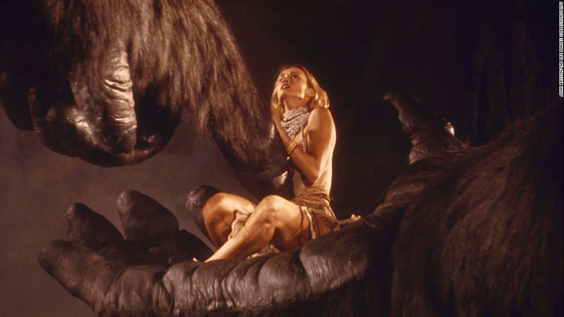 "<strong>""King Kong""</strong>: This 1976 version stars Jessica Lang and and Jeff Bridges. <strong>(Hulu)</strong>"