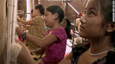 carpet factory nepal