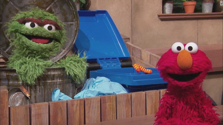 'Sesame Street' is available on PBS and HBO