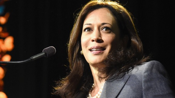 Senator-elect Kamala Harris is the first Indian American senator, second black female senator and first black senator from California.