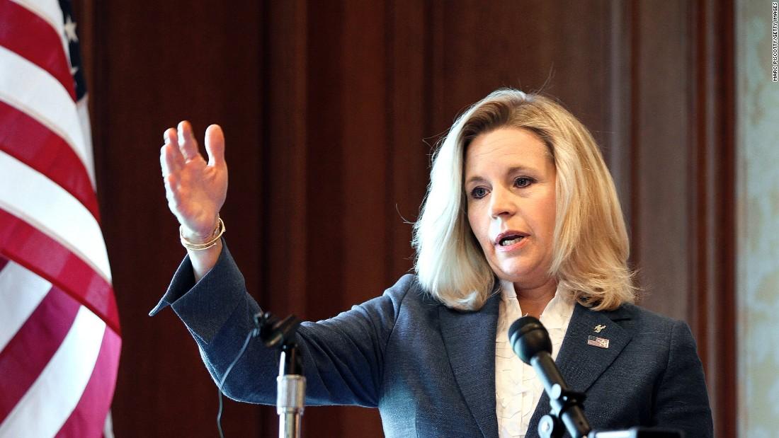 Analyse: Liz Cheney versucht, die Schuld für das Syrien-Debakel auf Amtsenthebung