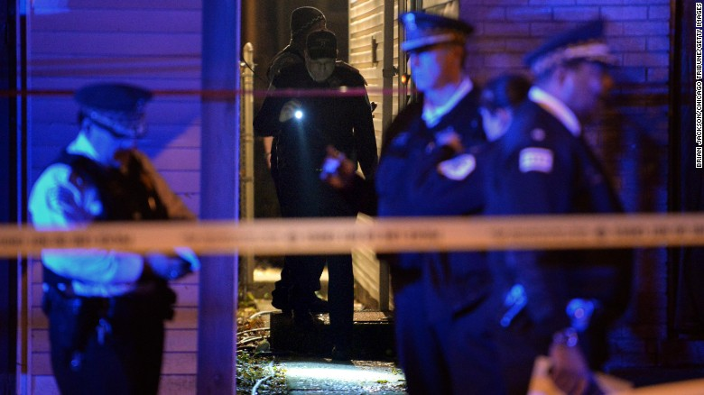 Chicago violence claims one child a week