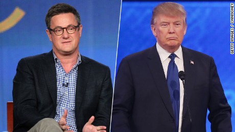 Donald Trump's disgusting attacks on Joe Scarborough aren't a partisan issue