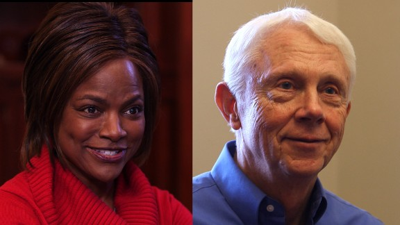 Reps. Jack Bergman and Val Butler Demings