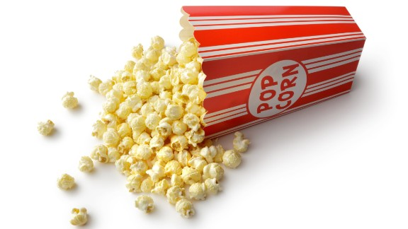 Air-popped popcorn is a healthy, whole-grain, antioxidant-rich snack that