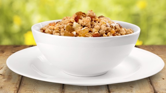 Ready-to-eat breakfast cereal can make for a convenient and healthy breakfast, especially if it