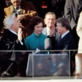38 U.S. presidential inaugurations RESTRICTED