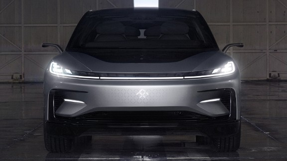 Back In January, California-based Faraday Future revealed its new FF91 model at the Consumer Electronics Show (CES) in Las Vegas.