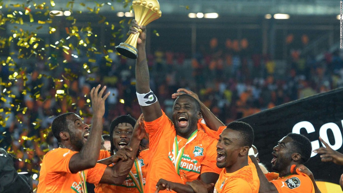 The continent will look to Gabon in January for the Africa Cup of Nations to see if the Ivory Coast can retain the title they won in 2015.