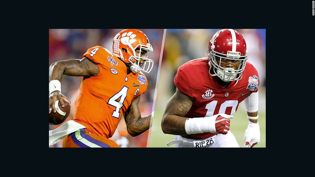College Football Playoff Championships 2017 Everything You Need To