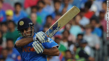 MS Dhoni steps down as India's limited-overs cricket captain