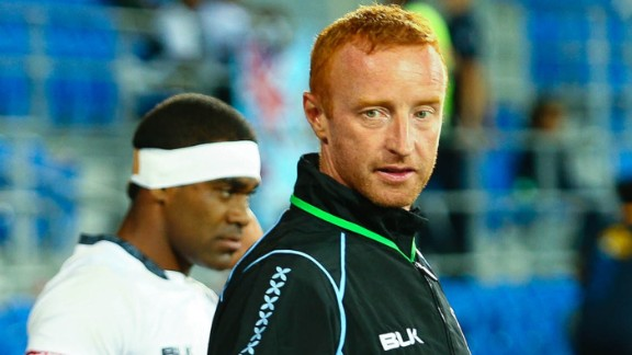 Ben Ryan spent a golden three years with Fiji's sevens team.