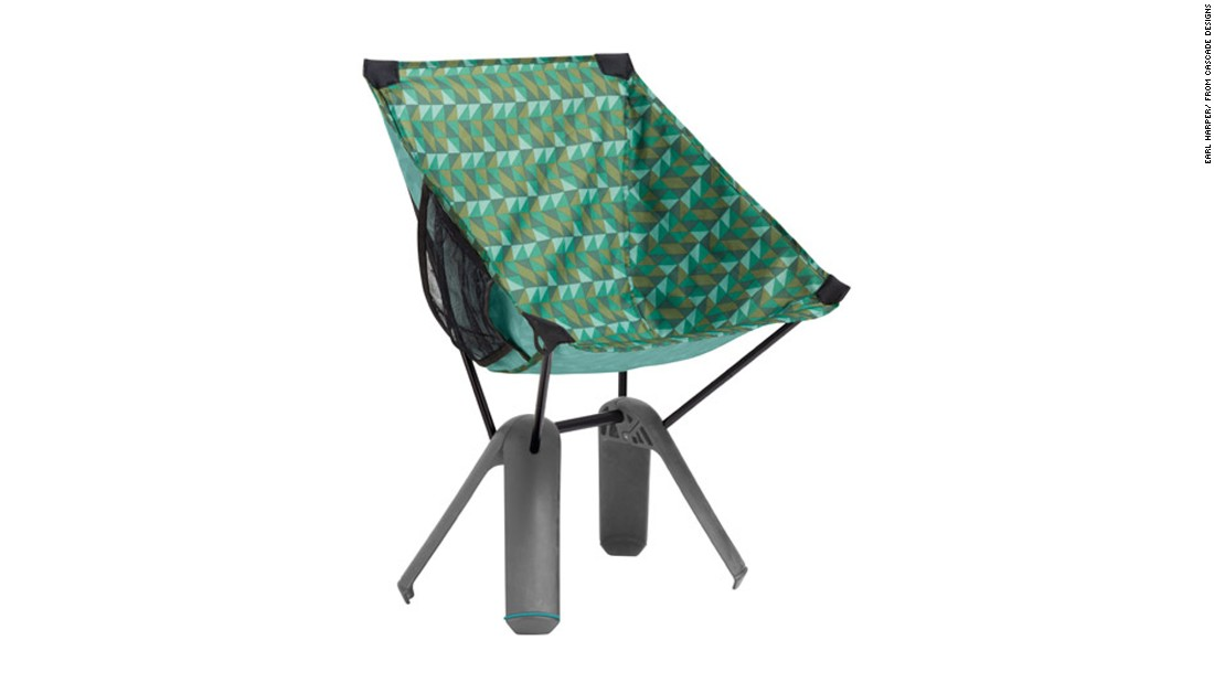 "Supporting up to 300 pounds and folding right into its own base for easy transportation, the <a href=""http://www.cascadedesigns.com/therm-a-rest/seating/chairs/quadra-chair/product"" target=""_blank"">Therm-a-Rest Quadra Chair</a> is great option for gameday seating."