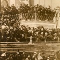 16 U.S. presidential inaugurations RESTRICTED