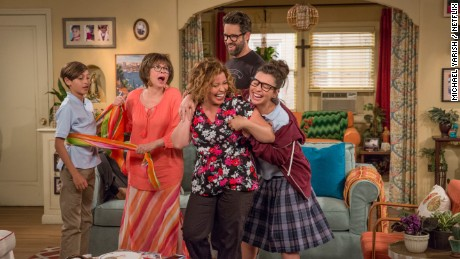 The cast of Netflix's 'One Day at a Time.'
