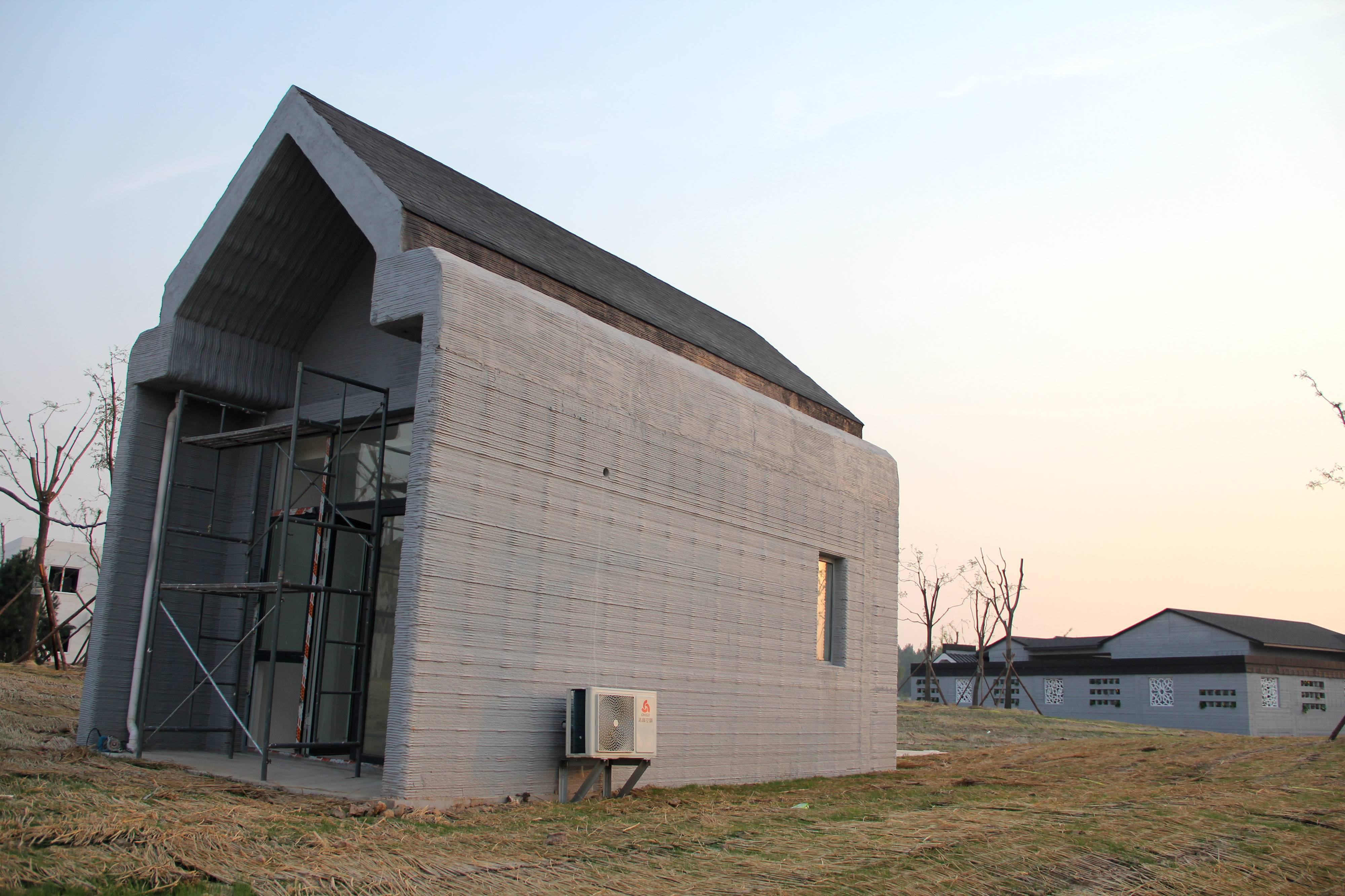 will the worlds next megacity drip out of a 3d printer cnn style - 3d House Building