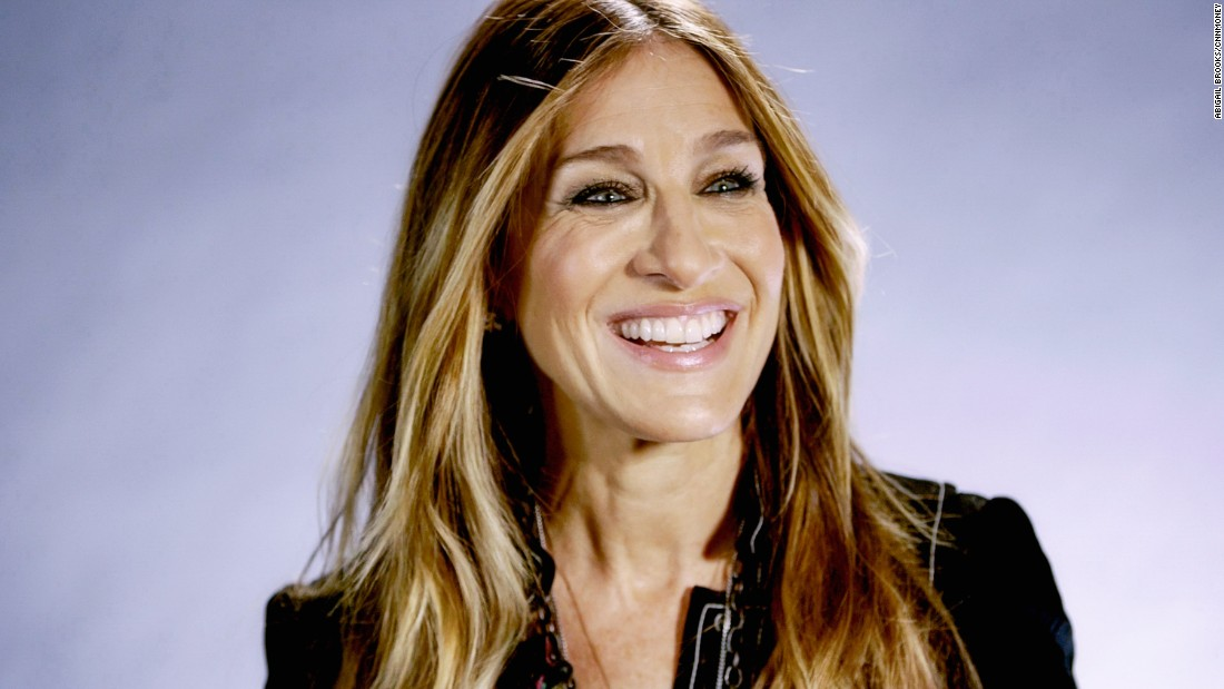 Sarah Jessica Parker is not a brand and don't you go calling her one