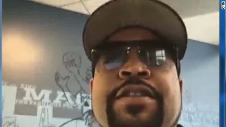 Ice Cube's love for the Oakland Raiders _00015113