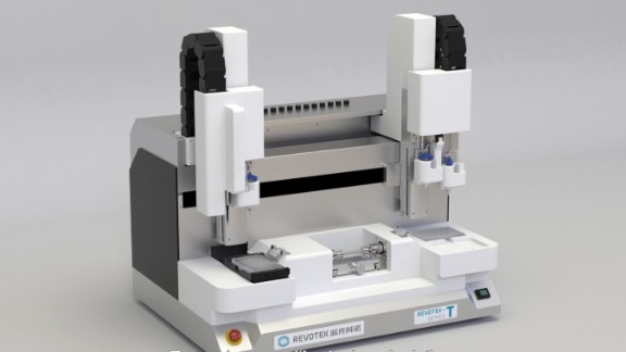 Sichuan Revotek has also produced the world's first 3D blood vessel bio-printer.