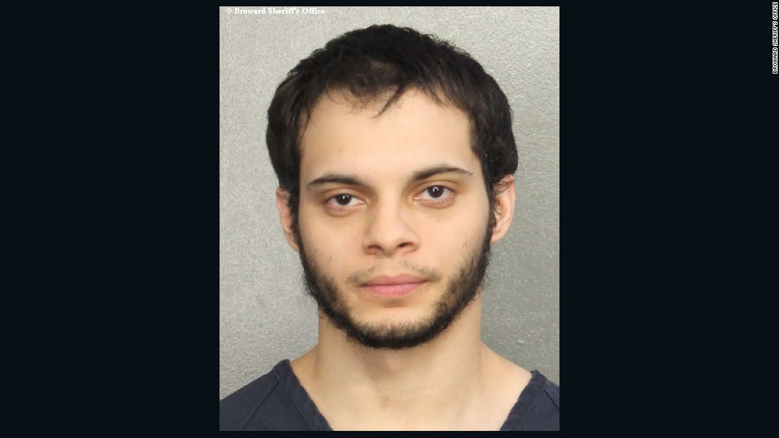 Fort Lauderdale airport shooter given 5 life sentences