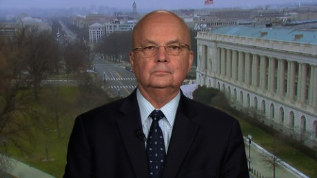 Hayden regarding Trump: We're 'off the map'