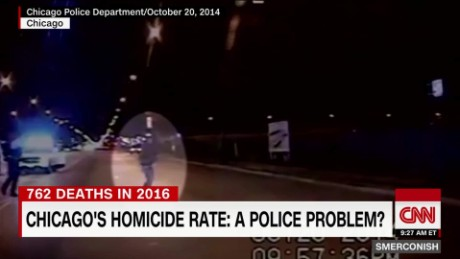 Chicago homicide surge: A police problem?