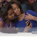 05 Sasha and Malia Obama FILE