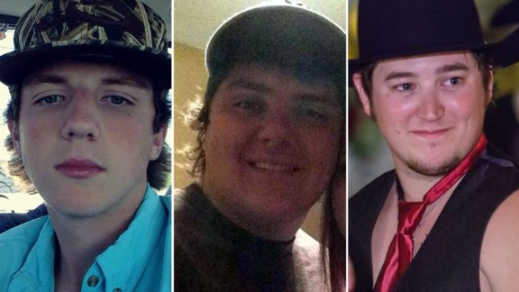 Chris Ruckman, Spencer Hall, and Starett Burk went duck hunting and where found dead Saturday, January 7, according to the U.S. Coast Guard.