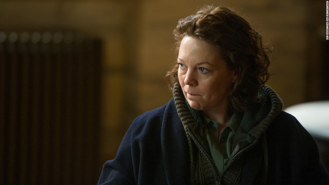 "<strong>Best actress in a miniseries or television film: </strong>Olivia Colman, ""The Night Manager"""