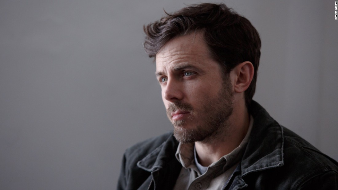"<strong>Best actor in a motion picture -- drama: </strong>Casey Affleck, ""Manchester by the Sea"""