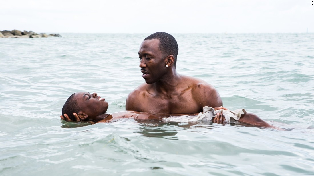 "<strong>Best motion picture -- drama: </strong>""Moonlight"""