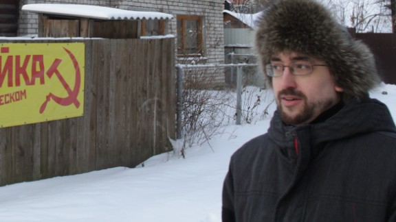 Sergey Bizyukin wants Godless Street in Ryazan renamed Donald Trump Street