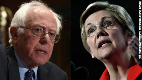 Elizabeth Warren and Bernie Sanders are building very different progressive coalitions