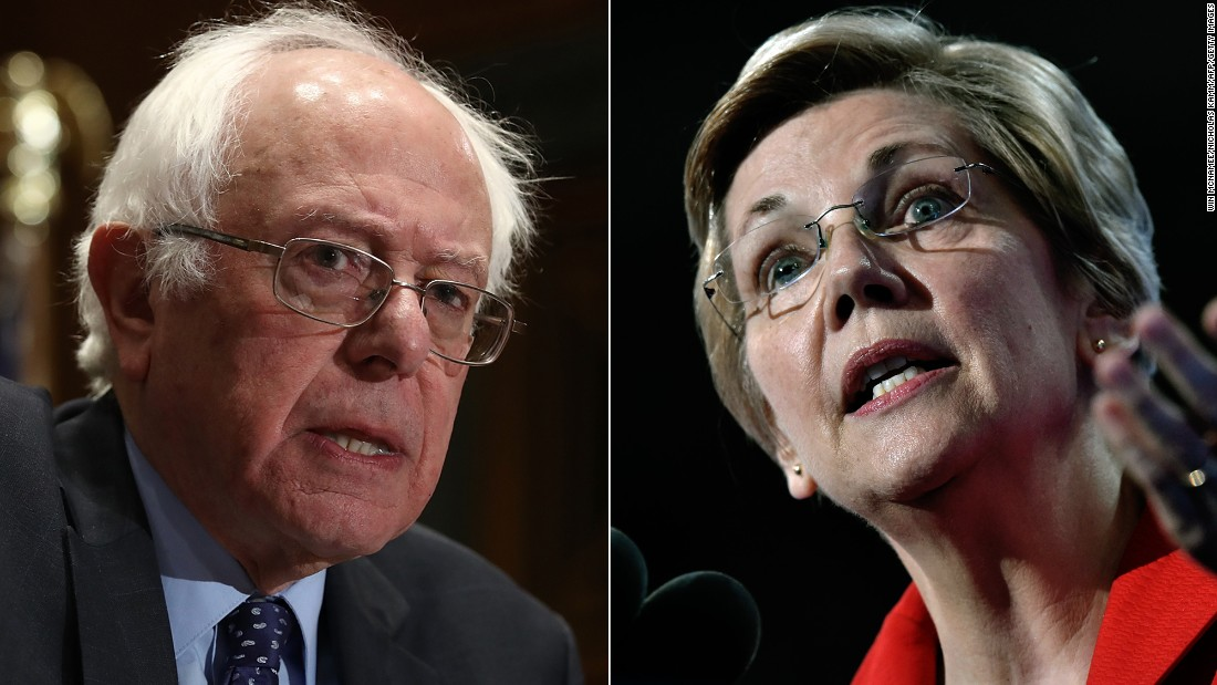 Student debt and tuition: Warren v. Sanders v. everyone else