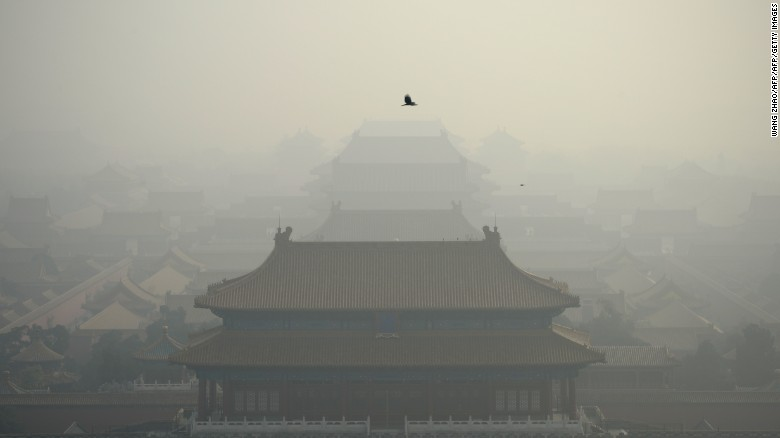 Beijing S Smog A Tale Of Two Cities Cnn