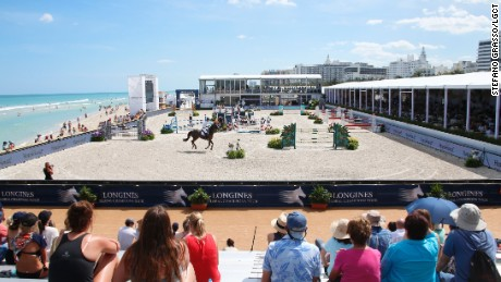 LGCT of Miami Beach Miami Beach,7th april 2016 ph.© Stefano Grasso/LGCT all rights reserved
