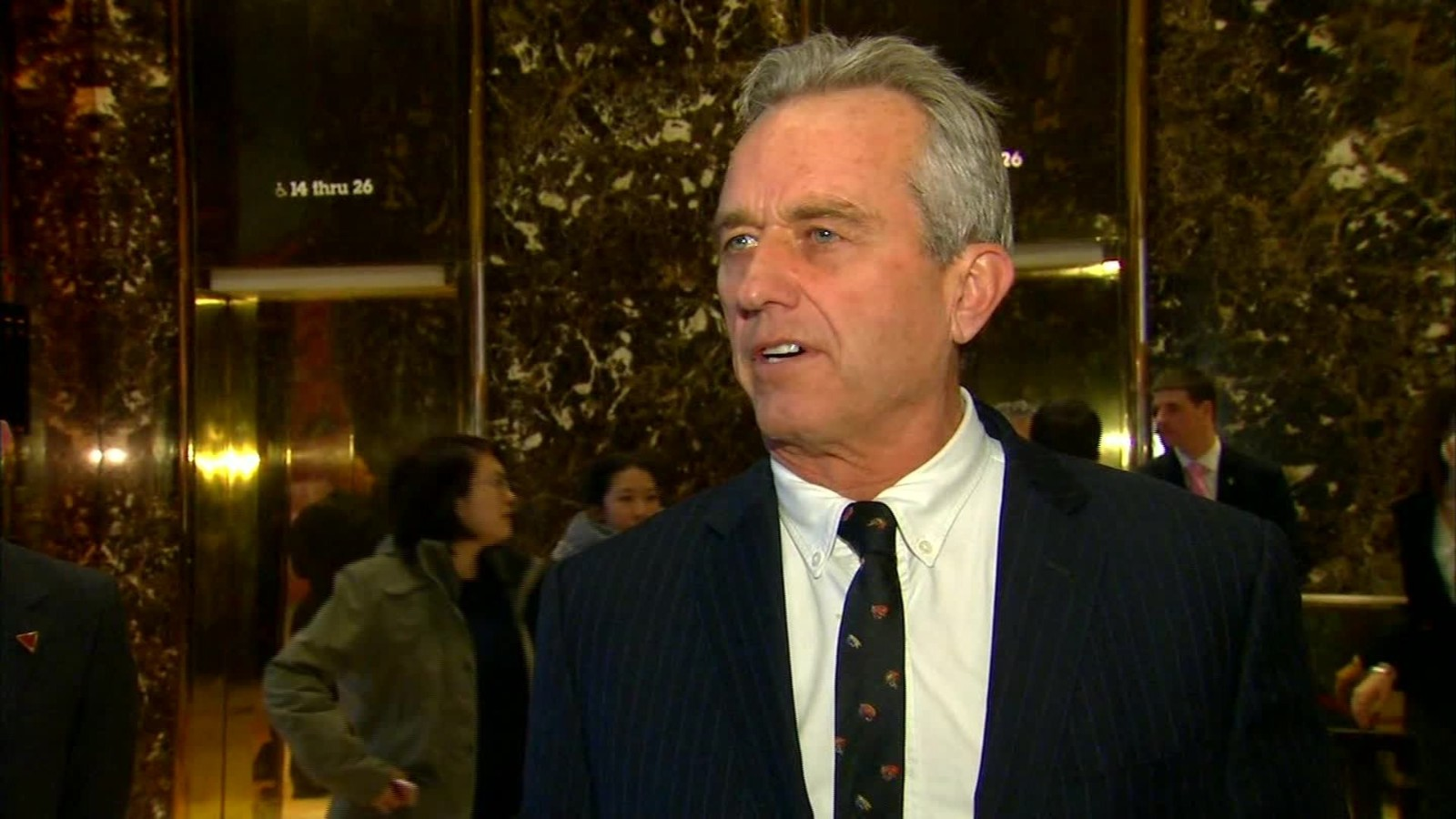 Trump Meets With Vaccine Skeptic >> Trump Team Denies Skeptic Robert F Kennedy Jr Was Asked To Head